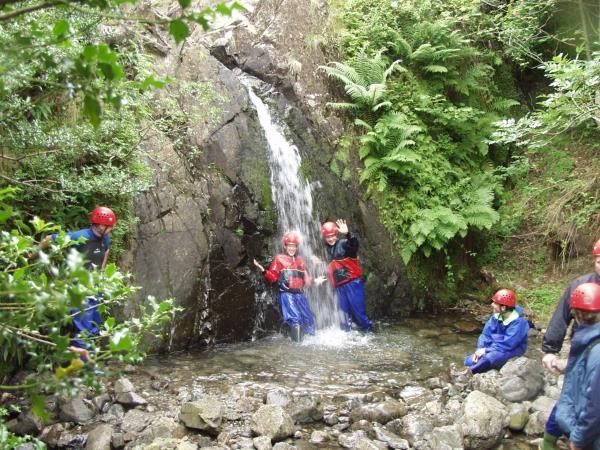 Lake District family activity holiday. Helping Dreamers Do