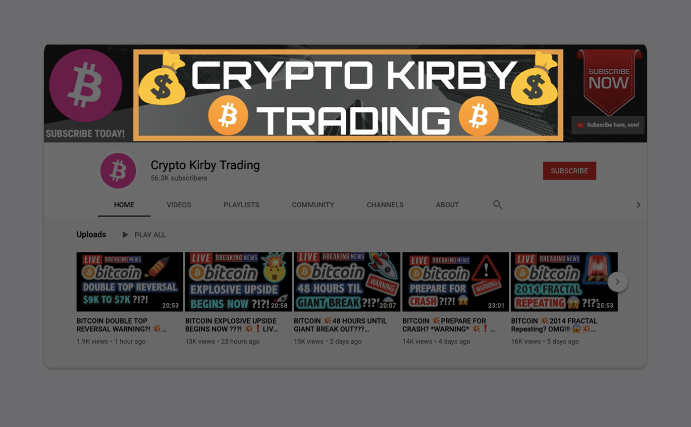 Crypto Kirby: Paid Crypto Signals on Telegram Review & Audit — Safetrading