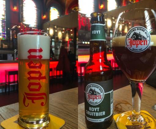 Cervejarias em Amsterdam - Clara ou escura? Qual você prefere?