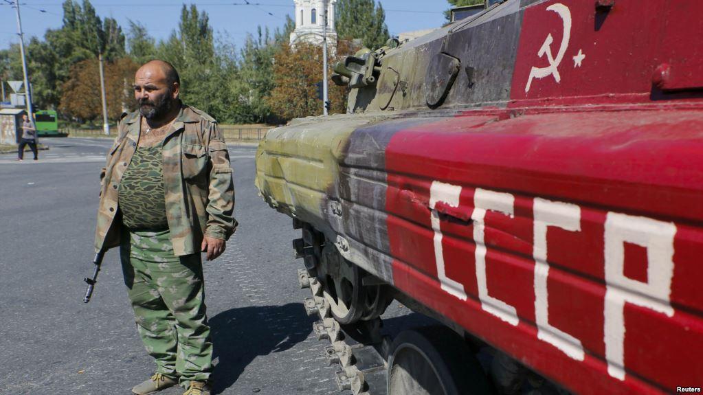 Донецк, 2 сентября 2014 года. Иллюстрационное фото