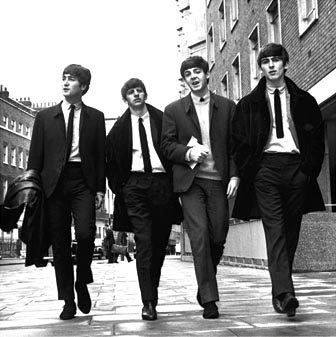 The Beatles in London, 1963