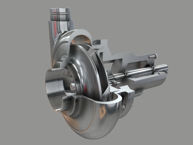Working of Centrifugal Pump