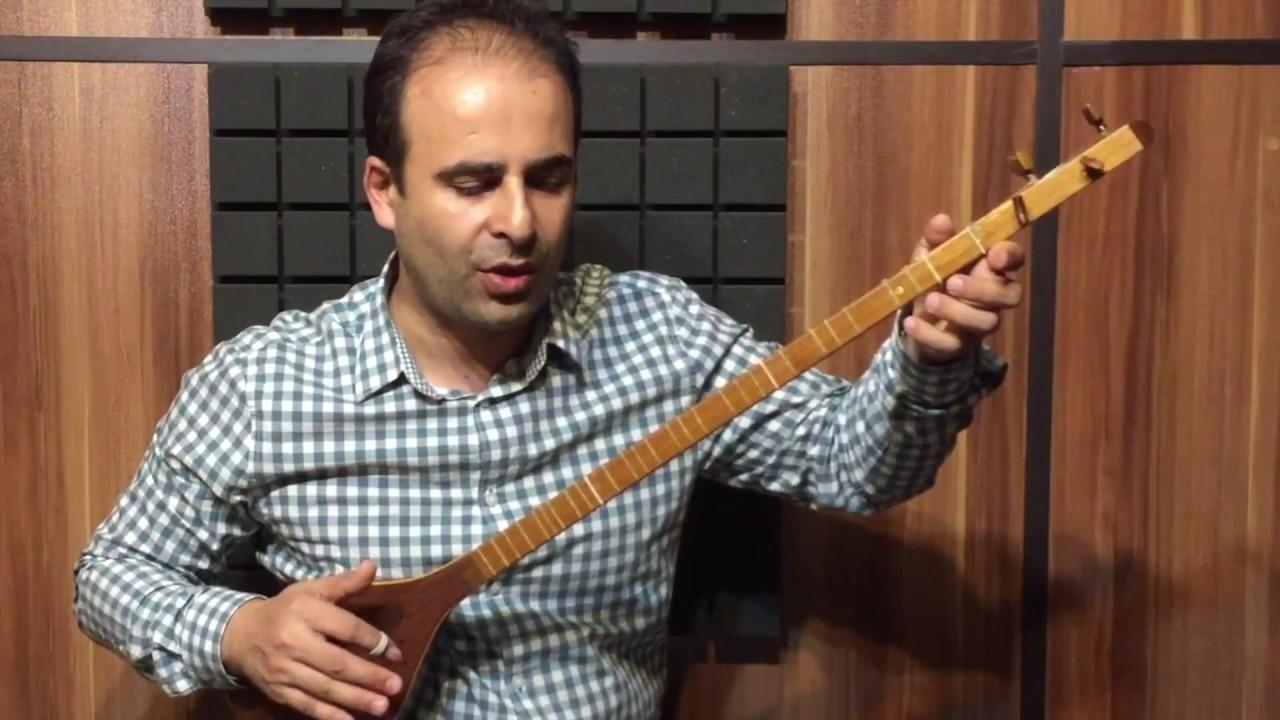 تکنوازی سهتار مقدمهی شکایت هجران آریا عظیمینژاد محمد اصفهانی سهتار نیما فریدونی