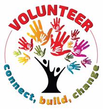 Volunteer Connect, Build, Change