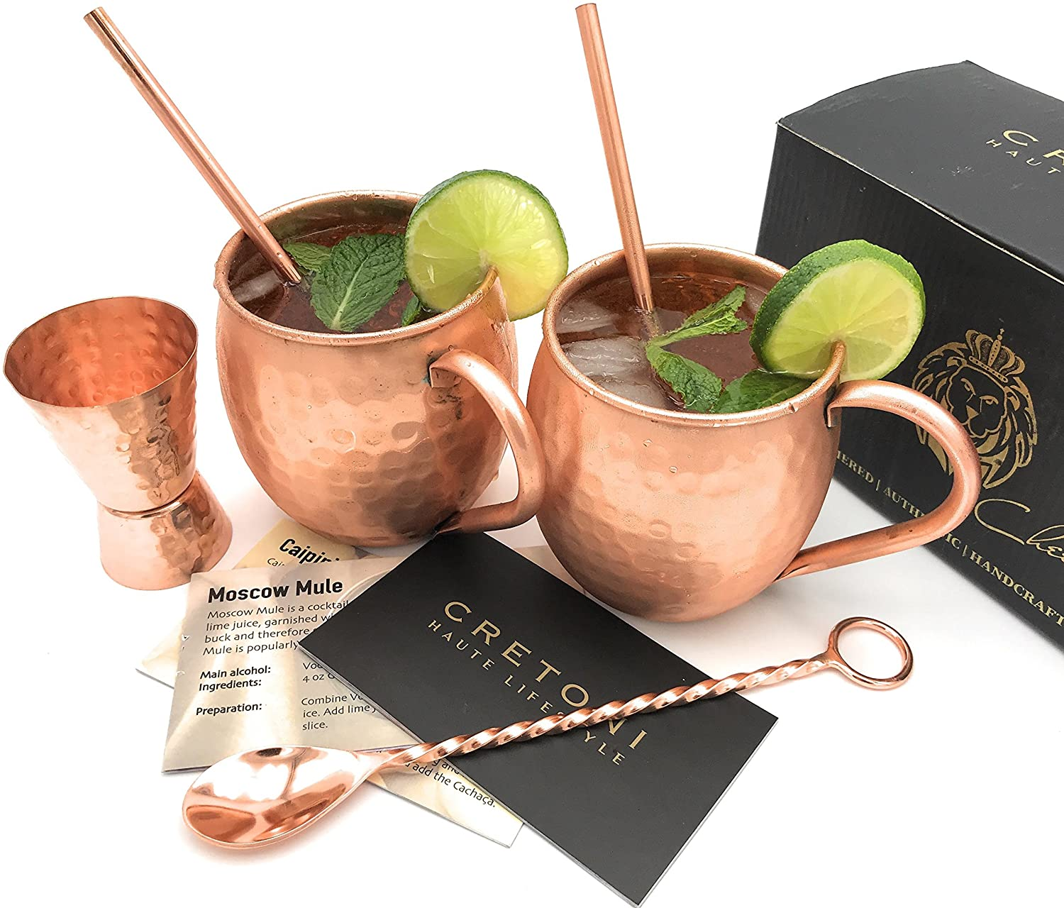 Gifts for mothers, Handcrafted Copper Mug