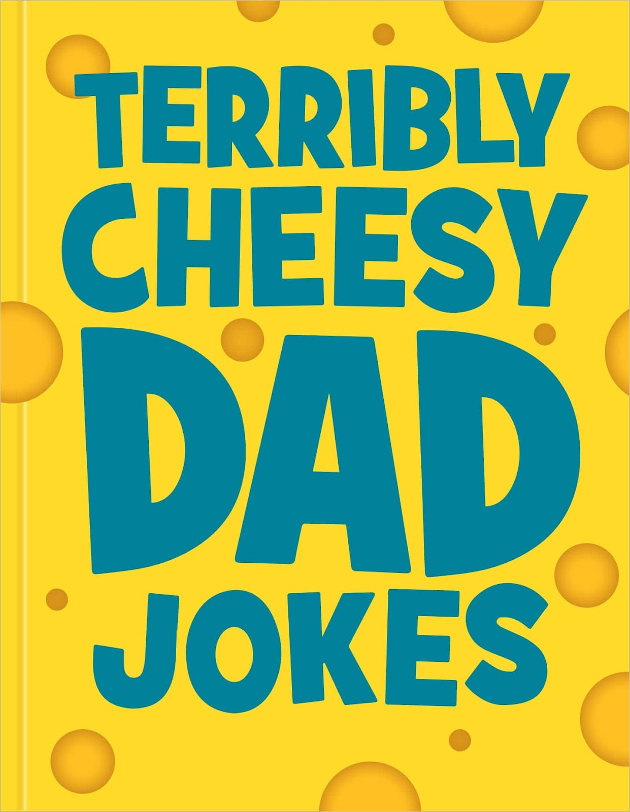 fathers day cheesy dad jokes gift book
