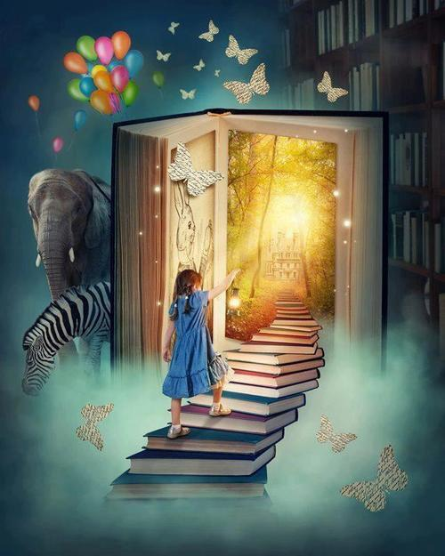 Image result for magical images for reading