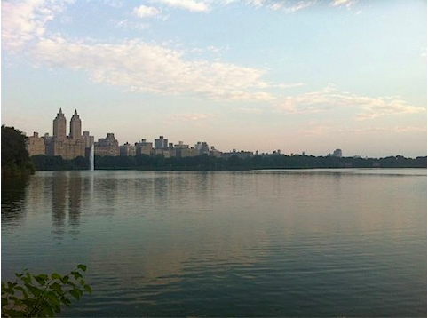 My Favorite Central Park Running Routes