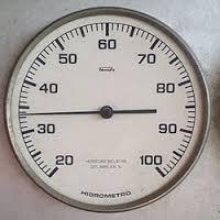 Resultado de imagen de higrometro