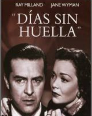 Días sin huella (1945, Billy Wilder)