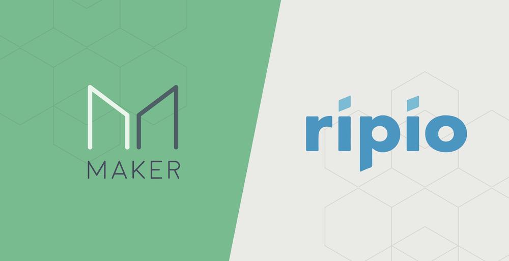 MakerDAO's partnership with Ripio provides a cheap way to transfer money internationally.