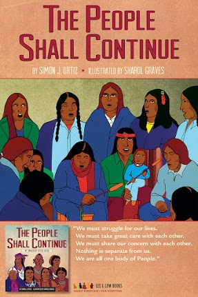 the people shall continue poster