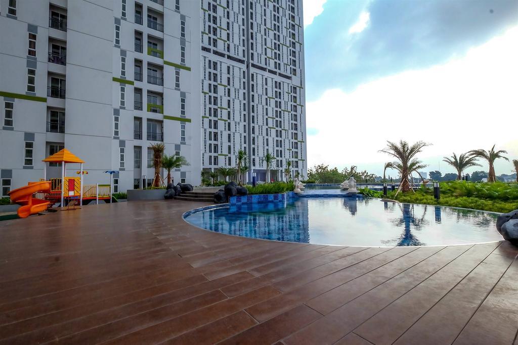 Akasa Pure Living Apartment view