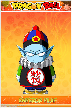 Dragon Ball Emperor Pilaf Budokai 2 (video game) android 17 / kibito (voice). dragon ball emperor pilaf