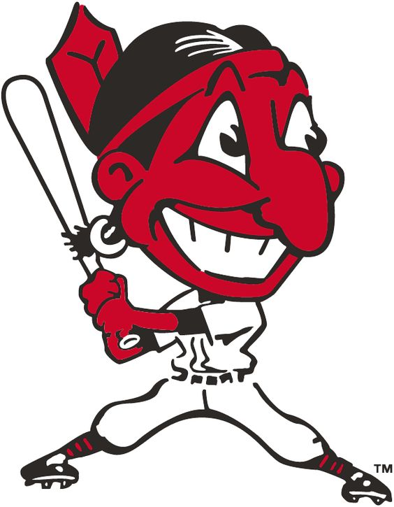 Chief Wahoo with a body.