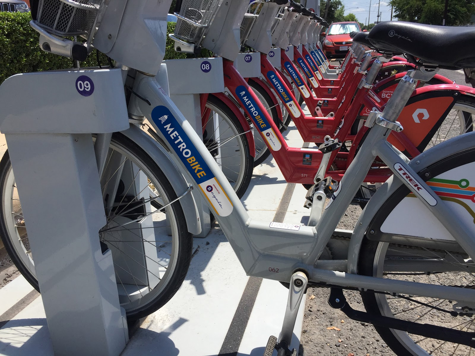 Em Austin, bikesharing é gerido pela agência de transportes (Fonte: CapMetro Blog/Reprodução)
