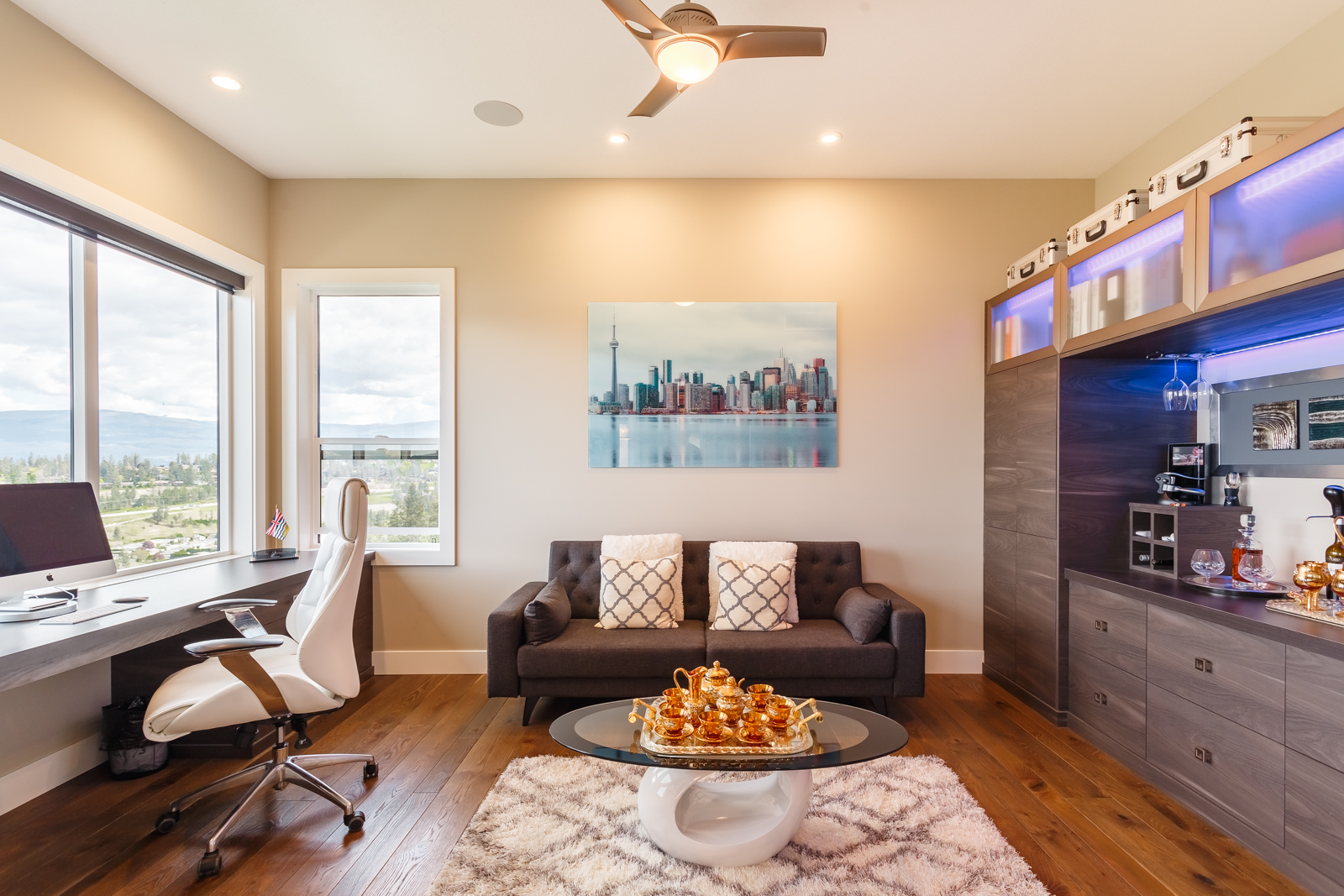 home office vantage west realty