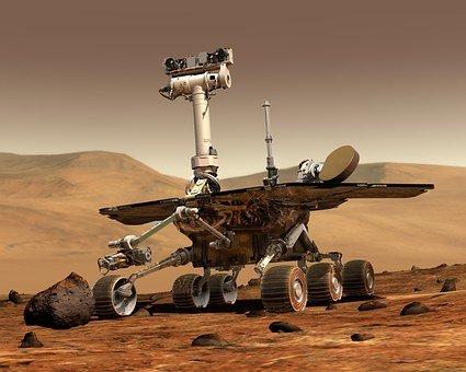 Mars, Mars Rover, Raumfahrt, Rover
