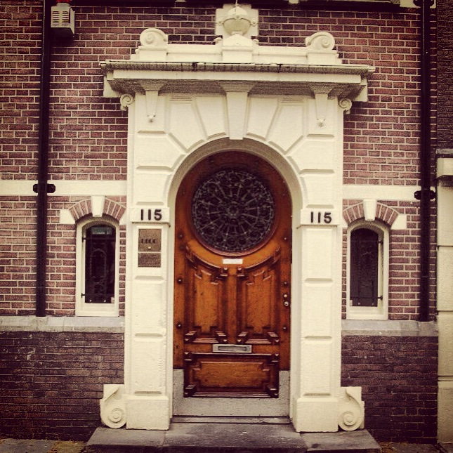 Amsterdam, Netherlands: Photos of Doorways - Entryways to Homes, Hearts and Cultures
