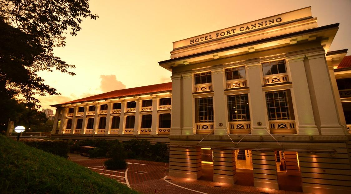 Image result for Hotel Fort Canning  singapore images