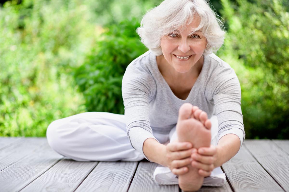 Здоровые суставы: мечта достижима в 60 лет? - Мой город