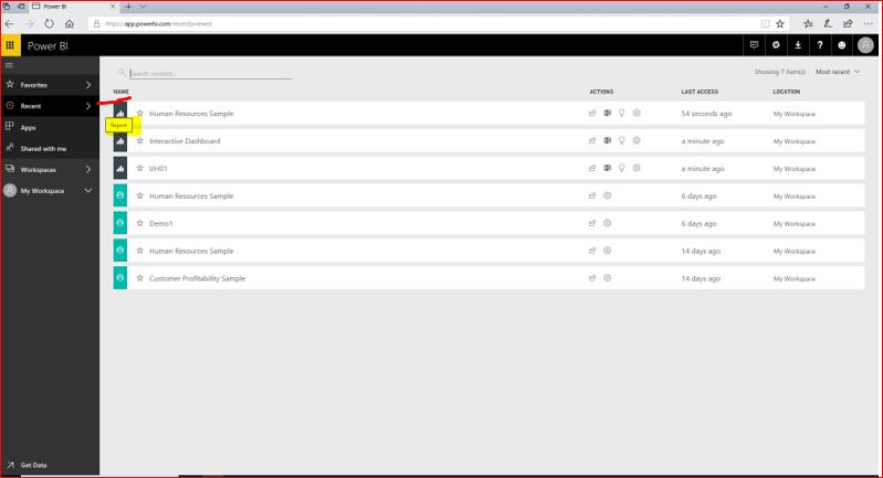 Interactive Dashboard In Microsoft Power BI 66