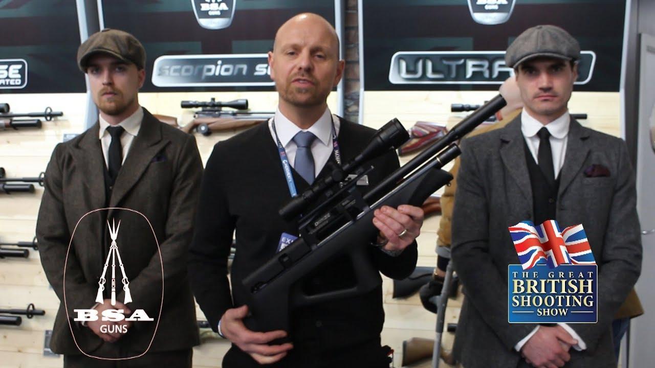 British Shooting Show 2018