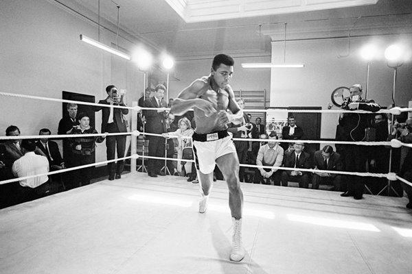 Muhammad Ali's
