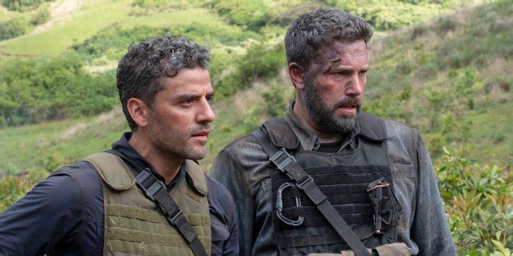 Ben Affleck and Oscar Isaac Interview: Triple Frontier