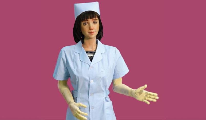 Robot chăm sóc sức khỏe - Grace