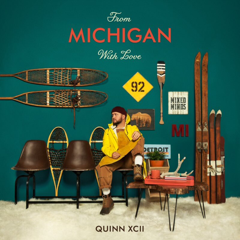 Image result for from michigan with love album cover