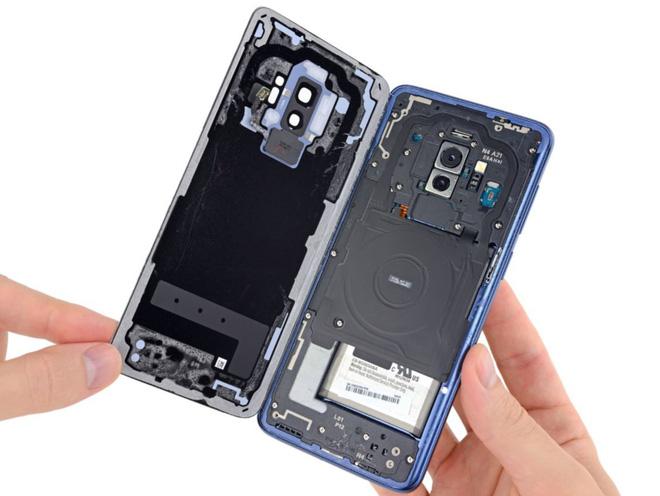 Các linh kiện Samsung Galaxy S9, S9 pluschính hãng, chất lượng cao