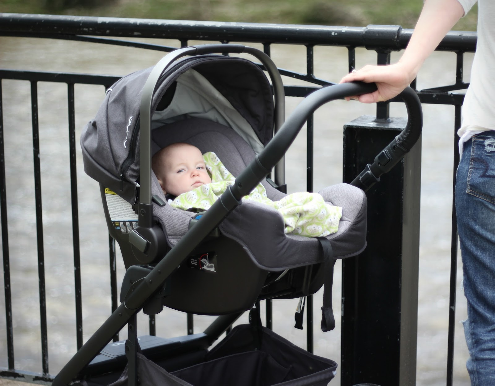 Get Outta My Dreams Into Car A Nuna PIPA Infant Seat Review