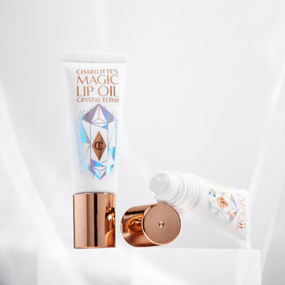 3. Charlotte's Magic Lip Oil Crystal Elixr จาก Charlotte's