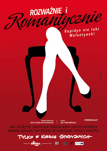 Polski plakat filmu 'Rozważnie i Romantycznie'