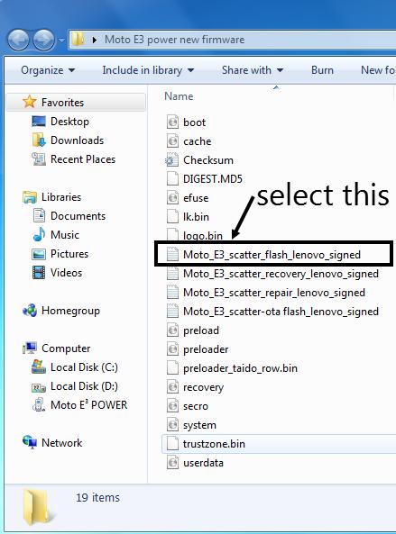 Moto E Imei Repair Tool Download