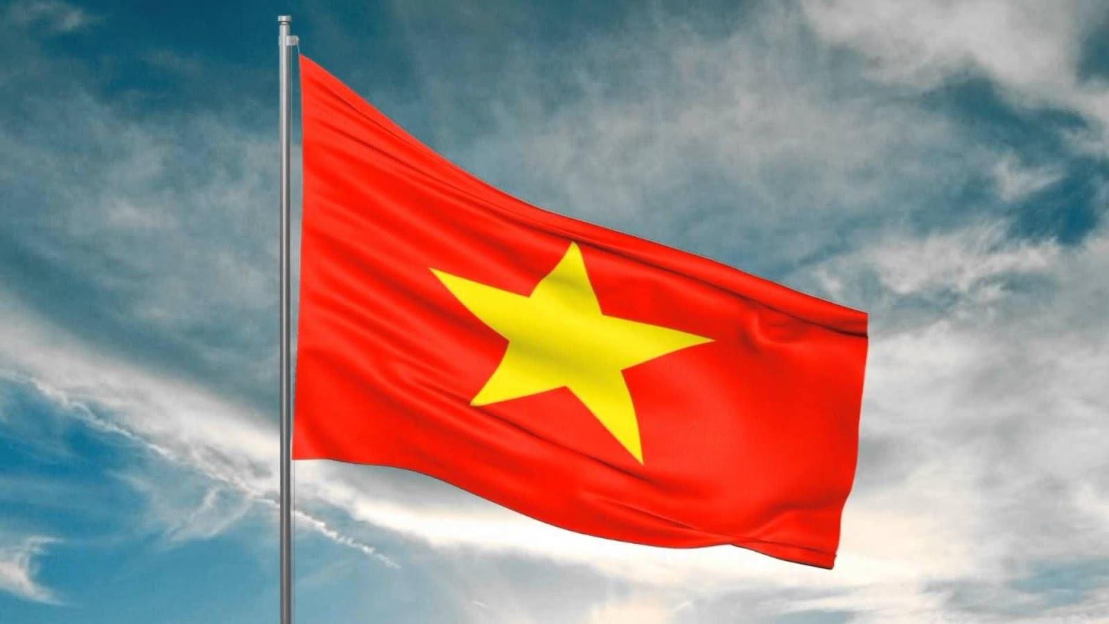Đơn vị bán cờ Tổ quốc uy tín tại Hà Nội