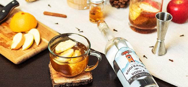Dented Brick Distillery's Spiced Apple Wassail
