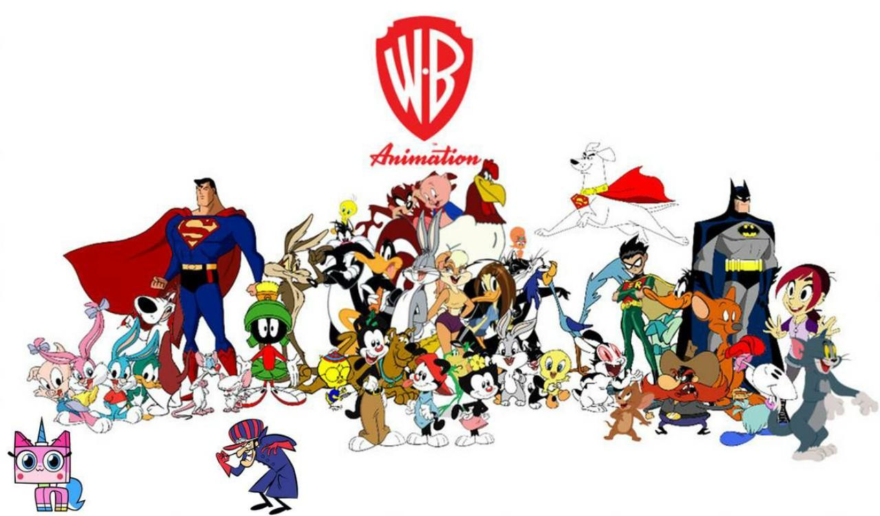 Every character we love in Warner Bros. Animation