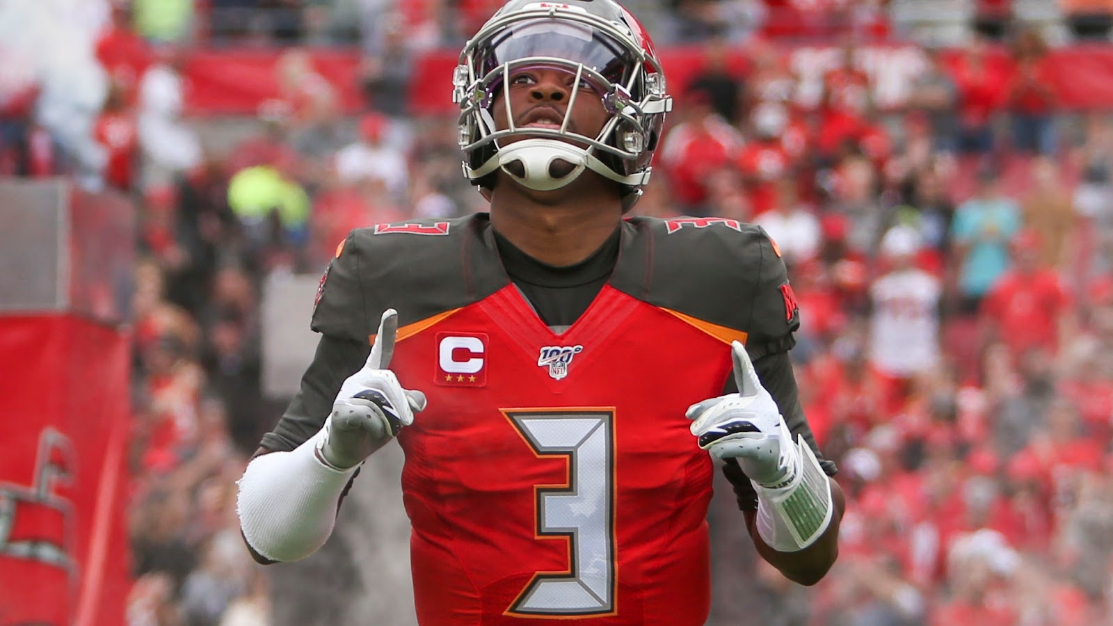 Rest in peace, Bucs uniforms. Or maybe that should be in pieces.