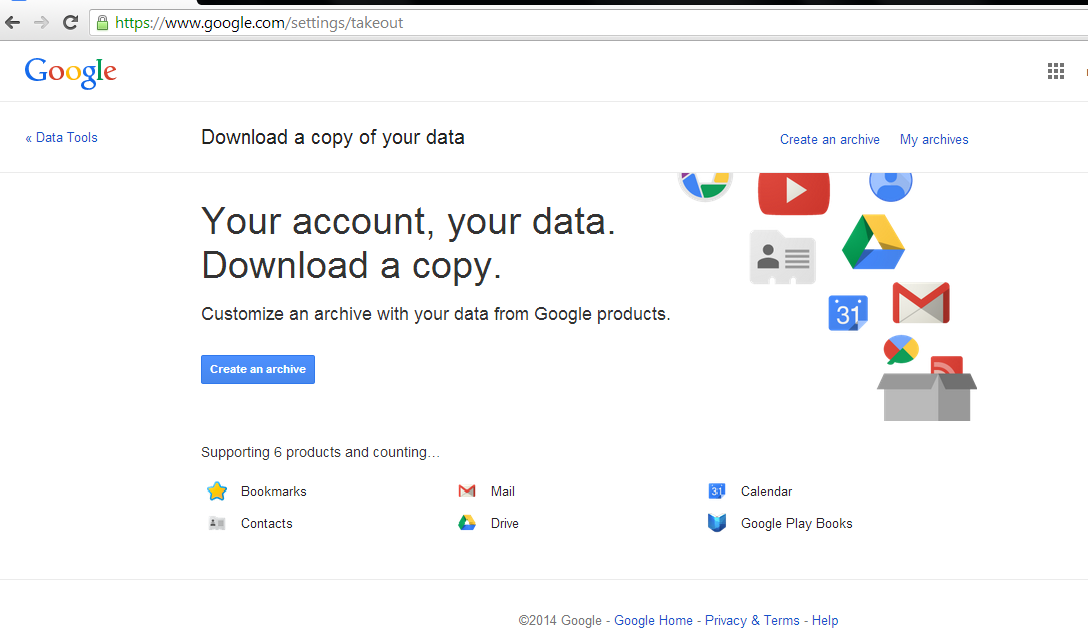 google takeout.PNG