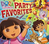 "Dora The Explorer Party Mix (including ""Dora The Explorer Theme"" & ""Travel Song"")"