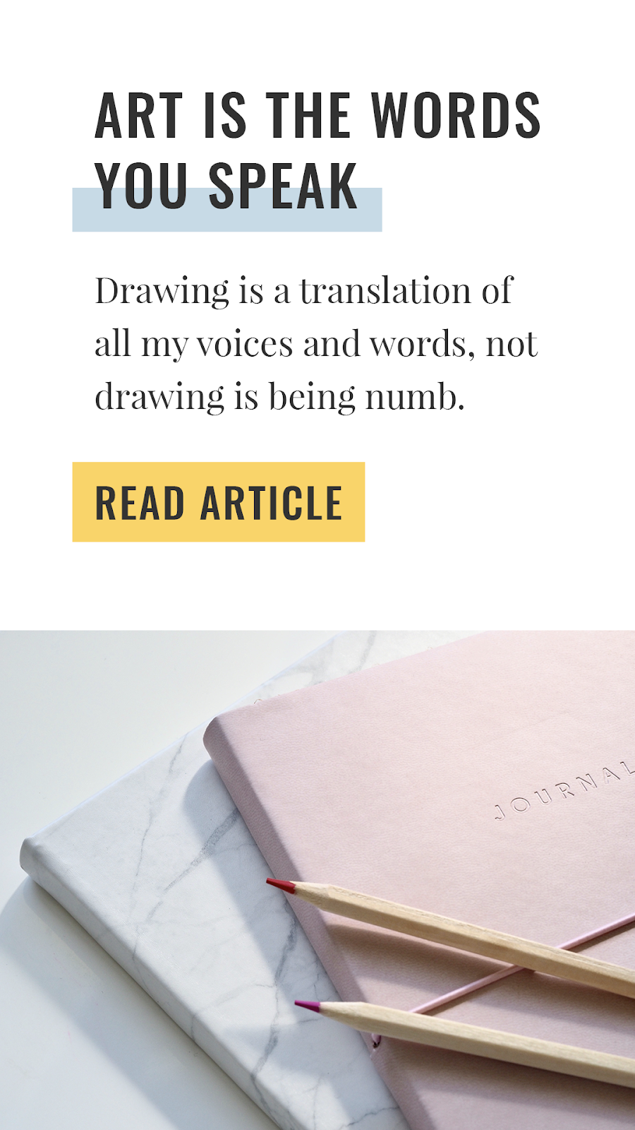 Designest Article Advertisement Instagram Stories Template