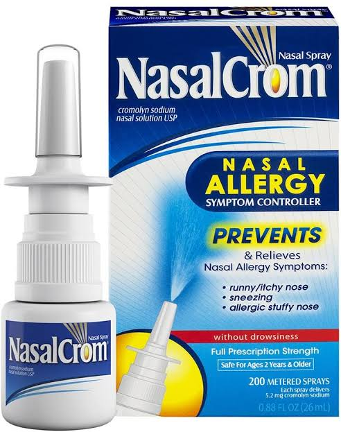 3. Nasal Spray