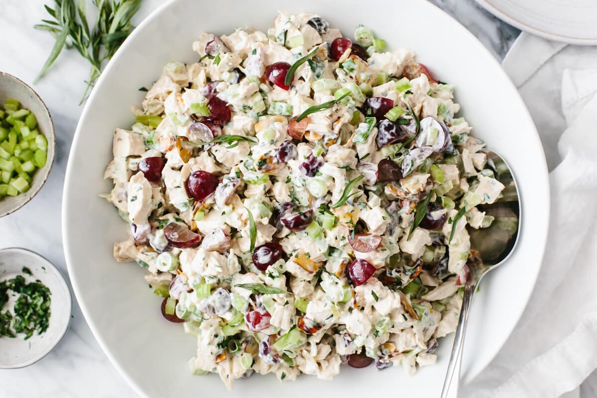 Ultimate Chicken Salad Recipe | Downshiftology