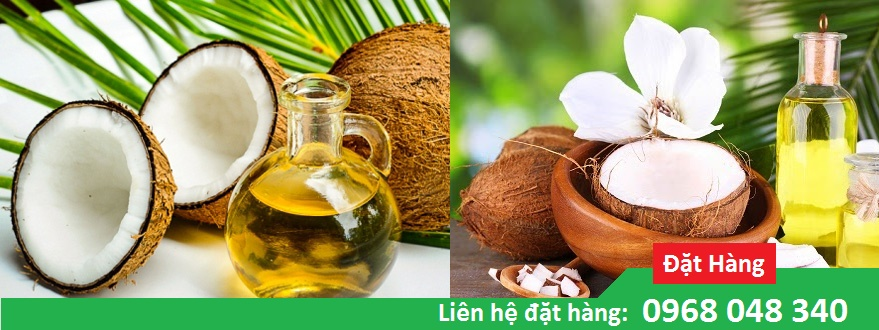 Mua Dầu dừa LH: 0968-048-340