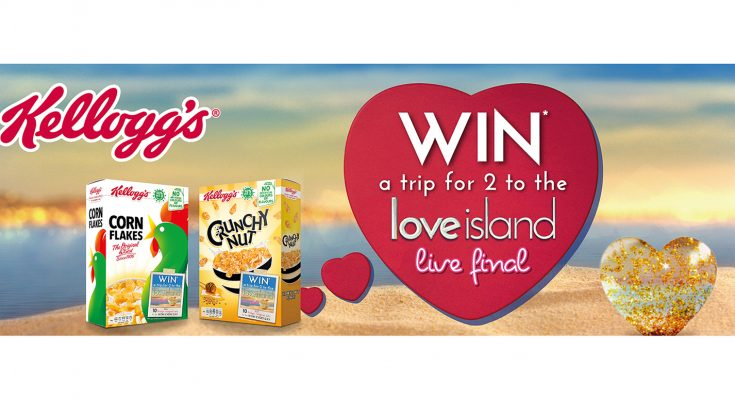 Kellogg's and Love Island ad