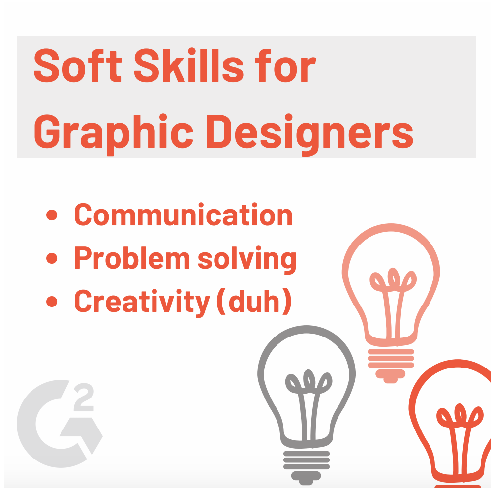 graphic designer soft skills