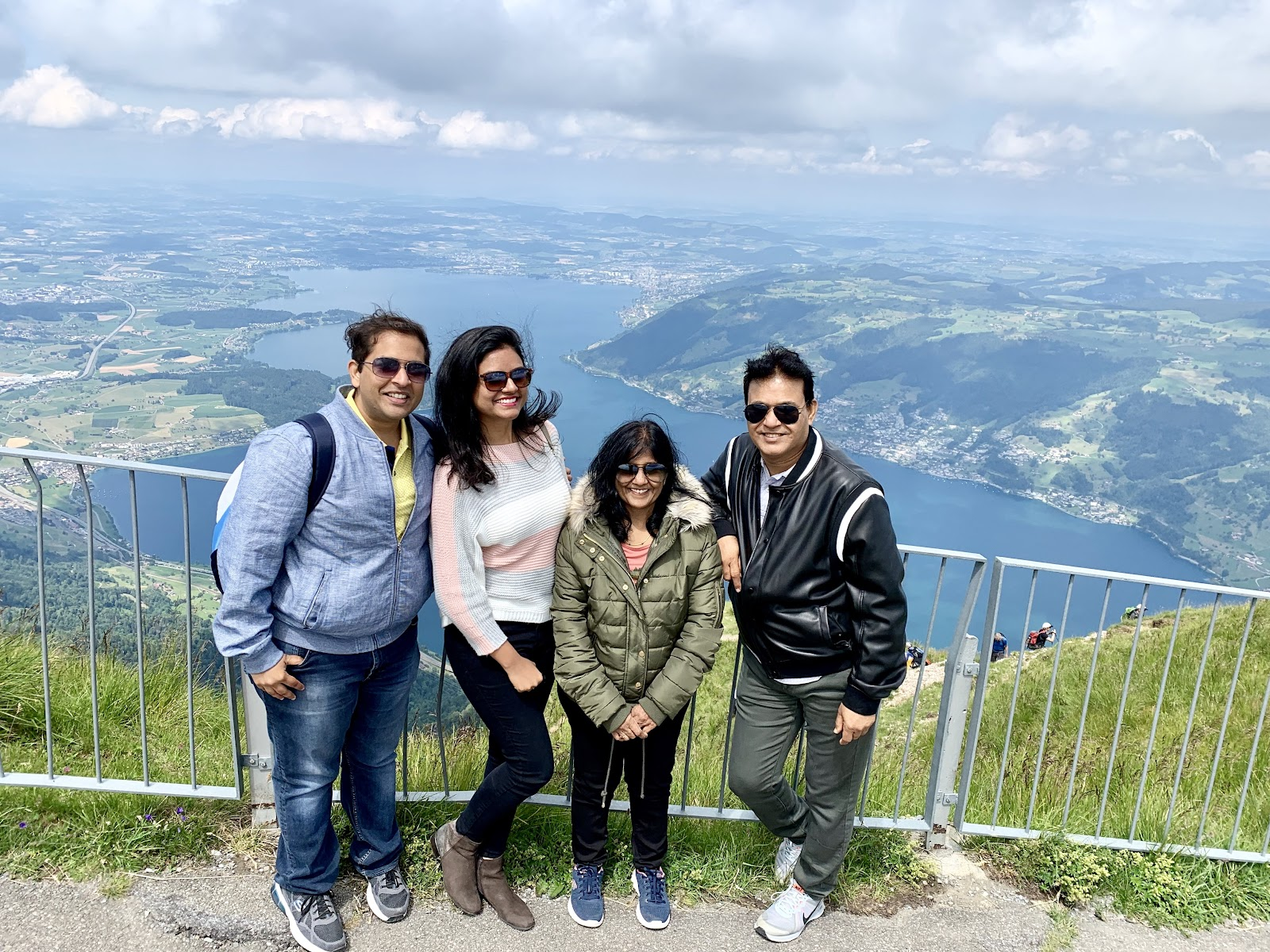 Views from Rigi Kulm