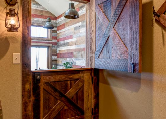 Amazing Dutch Split Barn Doors